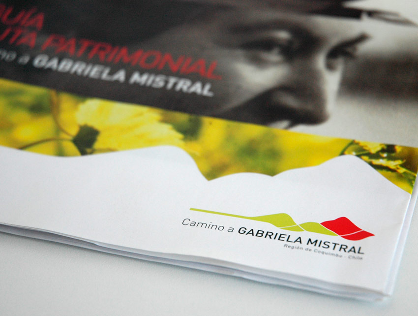 Camino a Gabriela Mistral - Catálogo