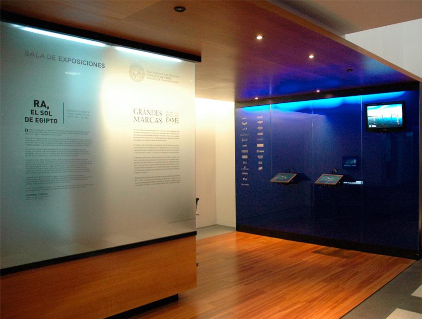 Sala de exhibición Grandes Marcas