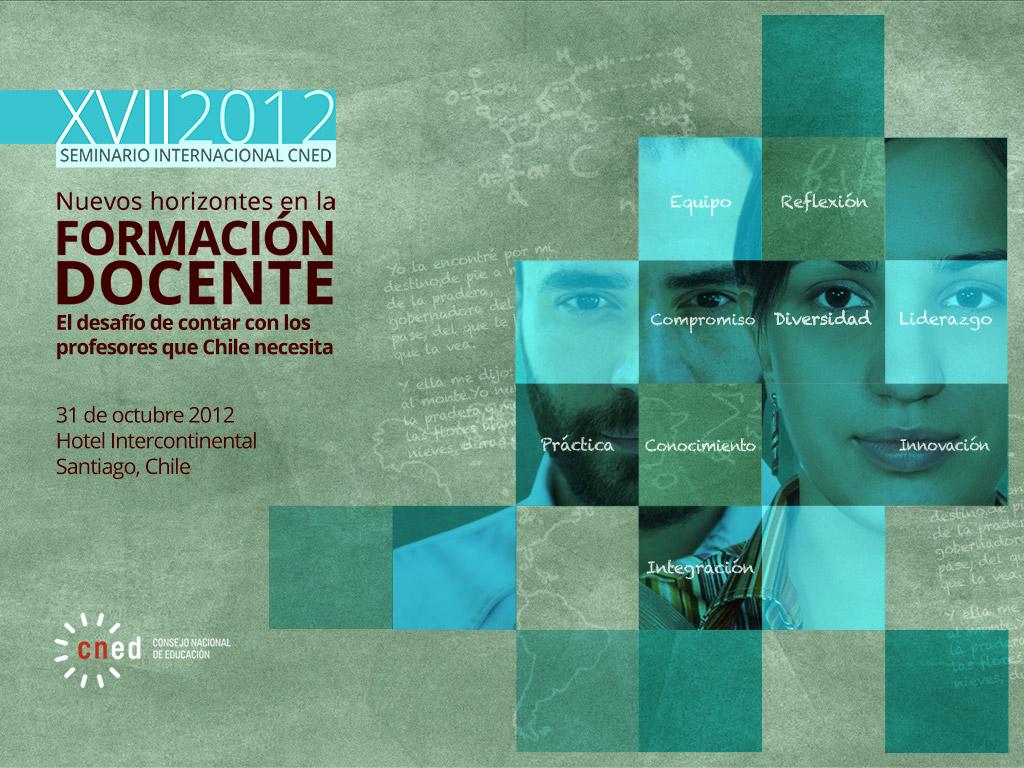 Seminario internacional CNED 2012