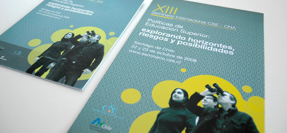 Seminario internacional CSE 2008