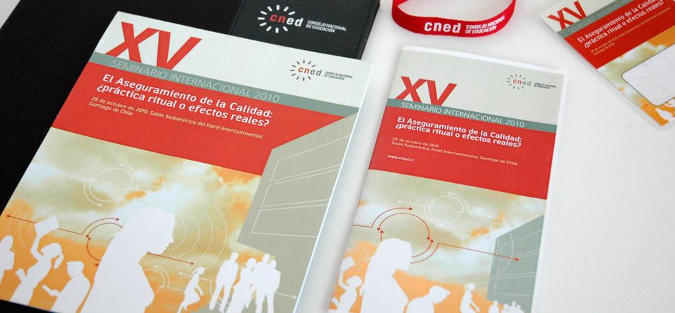 Seminario internacional CNED 2010